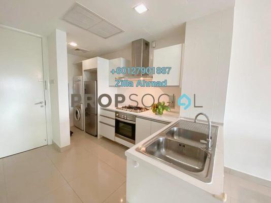 Apartment For Rent in Solaris Dutamas, Dutamas Freehold Fully Furnished 1R/1B 2.8k
