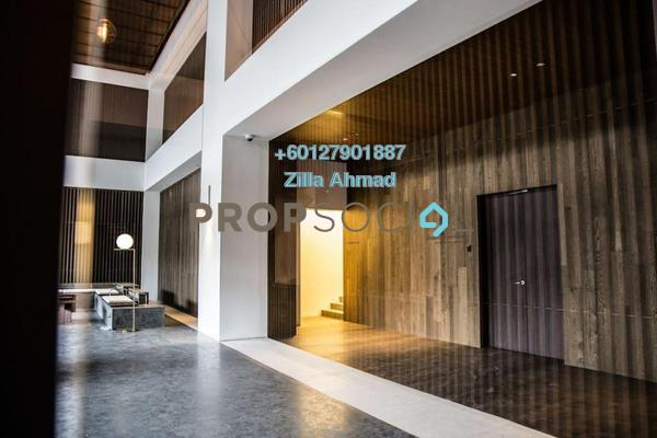 Serviced Residence For Sale in The Establishment, Brickfields Freehold Fully Furnished 0R/1B 550k