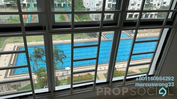 Condominium For Rent in Seri Baiduri, Setia Alam Freehold Unfurnished 3R/2B 1k