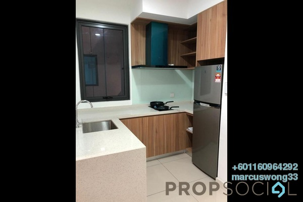 Condominium For Sale in Sunway Geo Residences 2, Bandar Sunway Freehold Fully Furnished 1R/1B 800k