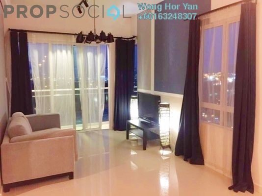 Serviced Residence For Rent in Desa Green Serviced Apartment, Taman Desa Freehold Fully Furnished 3R/2B 2.1k