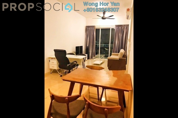 Serviced Residence For Rent in Desa Green Serviced Apartment, Taman Desa Freehold Fully Furnished 3R/2B 2.2k