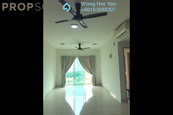 Serviced Residence For Rent in Glomac Damansara, TTDI Freehold Semi Furnished 2R/2B 2.1k