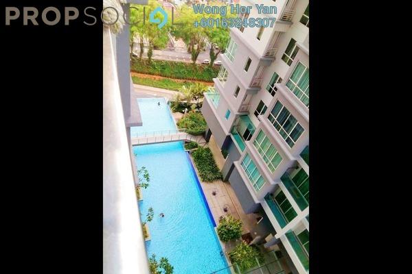 Serviced Residence For Sale in Glomac Damansara Residences, TTDI Freehold Semi Furnished 3R/2B 800k