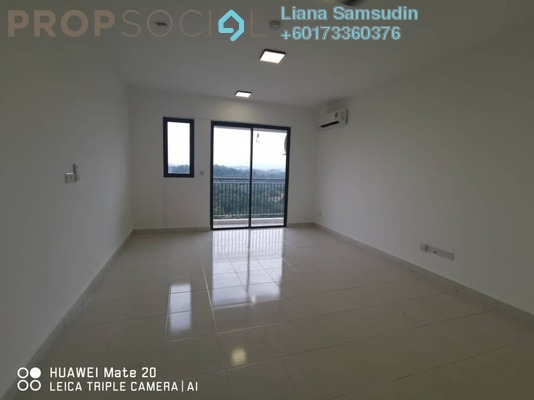 Condominium For Rent in Tiara Imperio, Bangi Freehold Unfurnished 1R/1B 1k