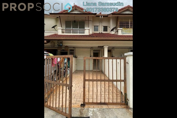 Townhouse For Rent in Bayu Parkville, Balakong Freehold Unfurnished 3R/2B 1.06k