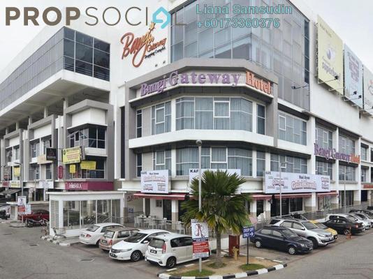 Office For Rent in Bangi Gateway, Bandar Baru Bangi Freehold Unfurnished 0R/1B 2.5k