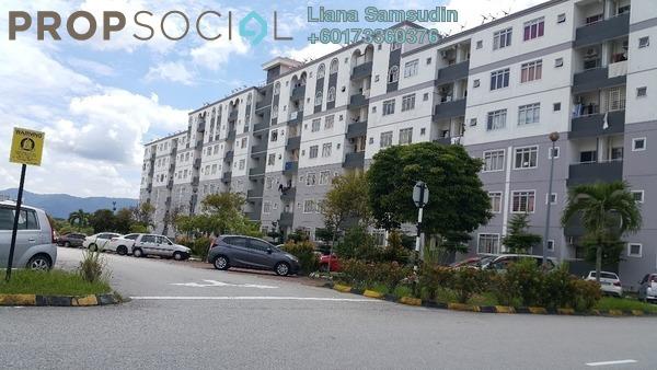 Apartment For Rent in Desa Palma, Putra Nilai Freehold Semi Furnished 3R/2B 800translationmissing:en.pricing.unit
