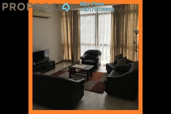 Condominium For Rent in Twins, Damansara Heights Freehold Fully Furnished 1R/1B 2.3k