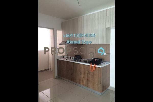 Condominium For Sale in Mutiara Ville, Cyberjaya Freehold Fully Furnished 3R/2B 550k