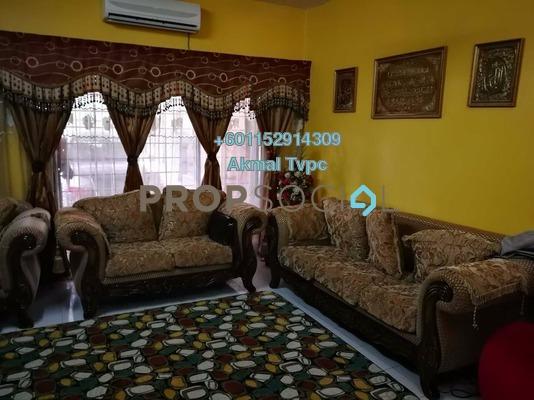 Terrace For Sale in Seksyen 9, Bandar Bukit Mahkota Freehold Unfurnished 4R/3B 435k