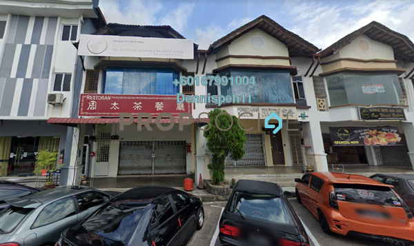 Shop For Rent in Taman Impian Emas, Skudai Freehold Unfurnished 0R/0B 2.7k