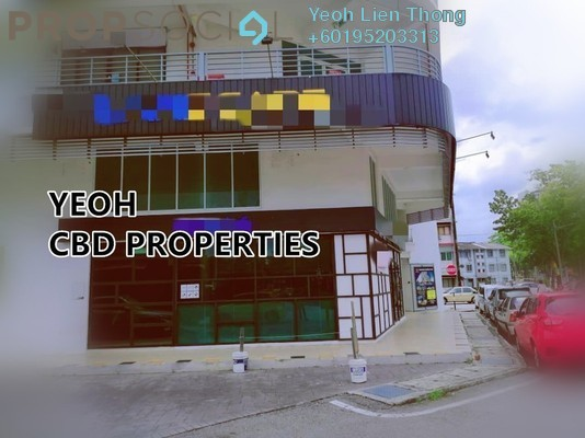 Shop For Rent in The H2O, Jelutong Freehold Unfurnished 0R/2B 12k