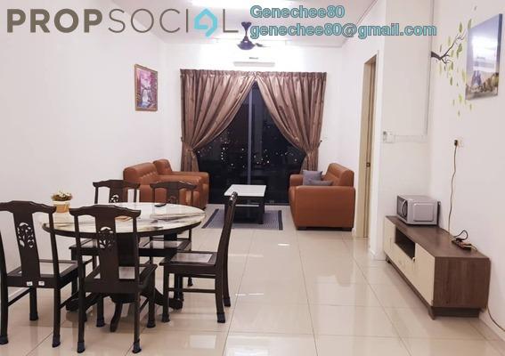 Condominium For Sale in Lido Four Seasons Residence, Kota Kinabalu Freehold Fully Furnished 3R/2B 500k