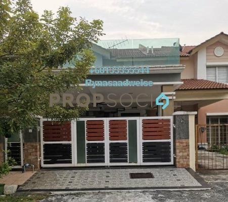 Terrace For Sale in Bandar Saujana Utama, Sungai Buloh Freehold Unfurnished 5R/3B 630k