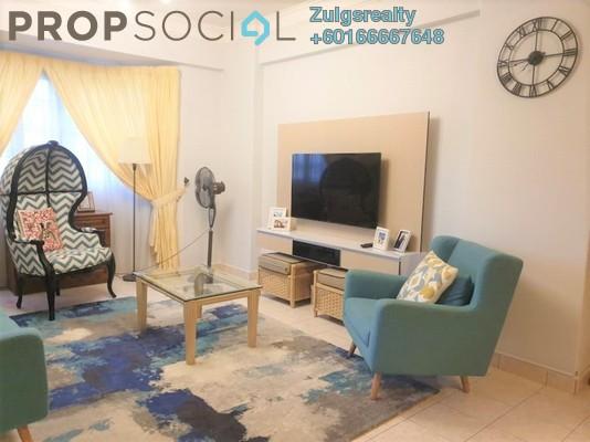 Condominium For Sale in Mutiara Anggerik, Shah Alam Freehold Semi Furnished 3R/2B 420k