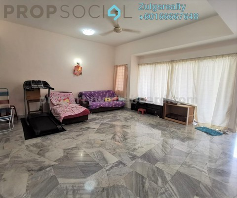 Terrace For Rent in Laman Granview, Puchong Freehold Semi Furnished 3R/3B 1.35k