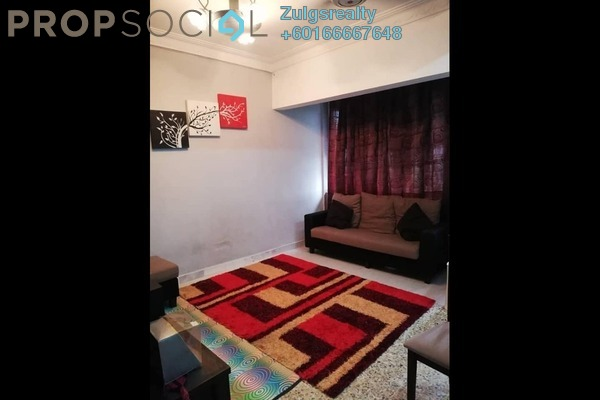 Apartment For Sale in Symphony Court, Ampang Freehold Unfurnished 3R/1B 240k