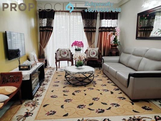 Condominium For Sale in Kojaya, Ampang Freehold Unfurnished 4R/2B 440k