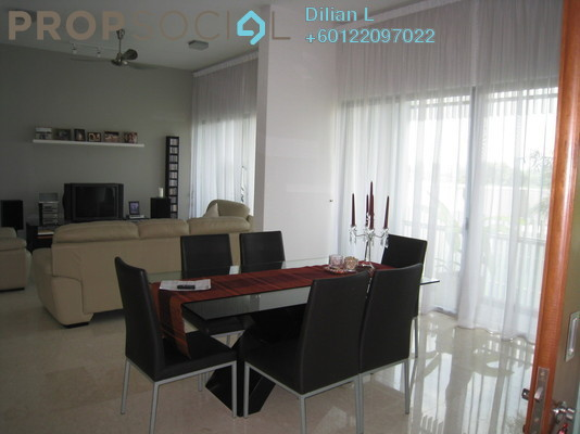 Condominium For Sale in Dua Residency, KLCC Freehold Fully Furnished 4R/4B 1.93m