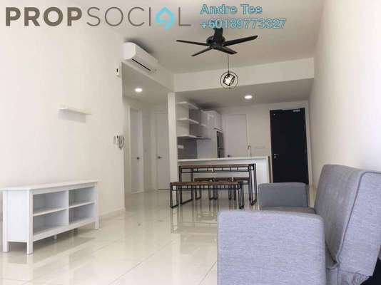 Condominium For Rent in EcoSky, Kuala Lumpur Freehold Fully Furnished 3R/2B 2.6k