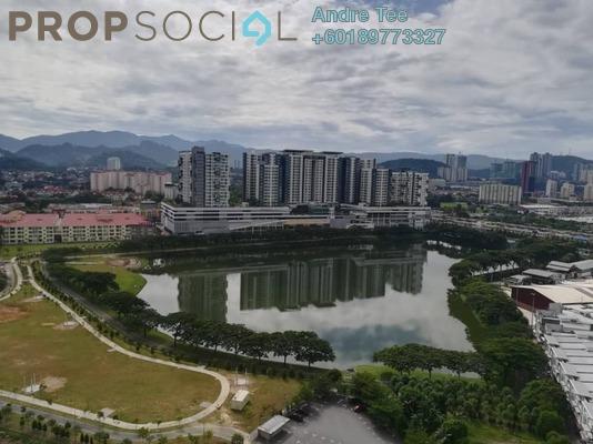 Condominium For Rent in Platinum Lake PV10, Setapak Freehold Semi Furnished 4R/2B 1.7k