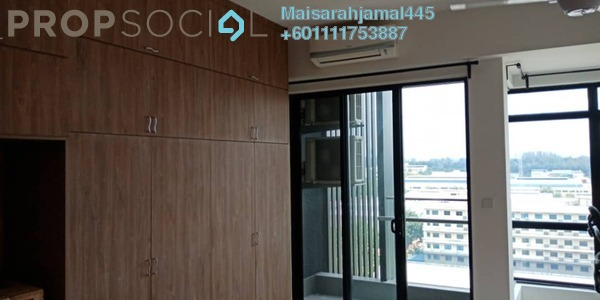 Apartment For Rent in Paramount Utropolis, Glenmarie Freehold Fully Furnished 1R/1B 1.7k