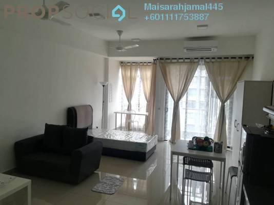 Apartment For Rent in Paramount Utropolis, Glenmarie Freehold Fully Furnished 1R/1B 1.5k