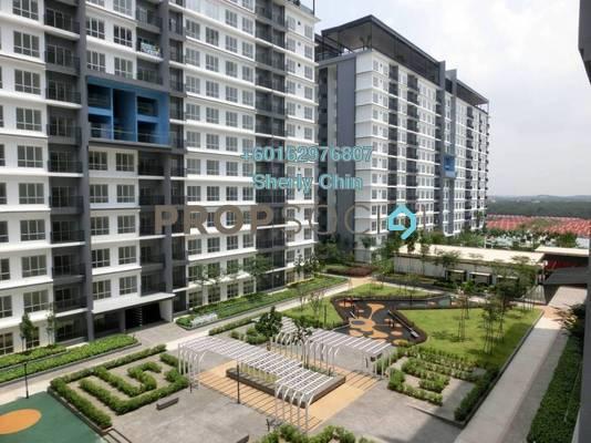 Condominium For Sale in BSP 21, Bandar Saujana Putra Freehold Semi Furnished 3R/2B 528k