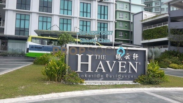 Condominium For Sale in The Haven, Tambun Freehold Fully Furnished 3R/3B 780k