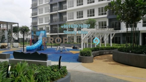 Serviced Residence For Rent in BSP 21, Bandar Saujana Putra Freehold Unfurnished 3R/2B 1.28k