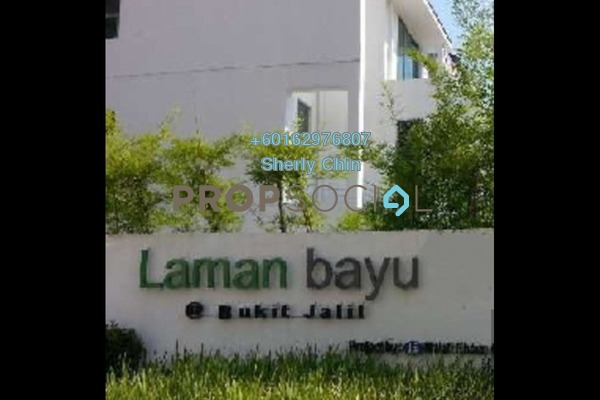 Terrace For Sale in Laman Bayu, Bukit Jalil Freehold Unfurnished 5R/5B 1.5m