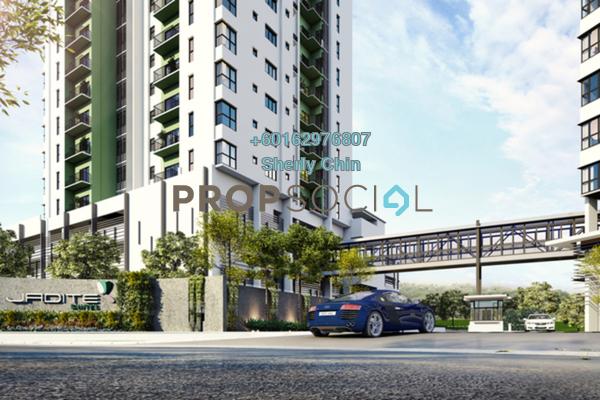 Condominium For Rent in Jadite Suites, Kajang Freehold Semi Furnished 2R/2B 1.5k