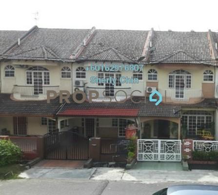 Terrace For Sale in SL6, Bandar Sungai Long Freehold Semi Furnished 4R/3B 750k
