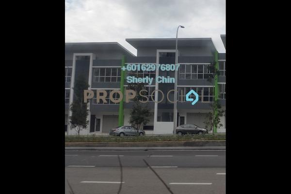 Shop For Rent in Kubica Square, Kajang Freehold Unfurnished 0R/1B 4k