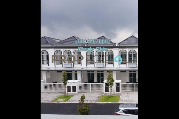Terrace For Sale in Eco Majestic, Semenyih Freehold Unfurnished 4R/4B 718k