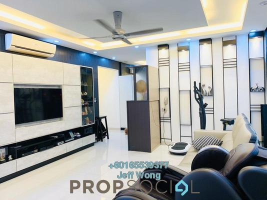 Condominium For Sale in Central Park, Green Lane Freehold Fully Furnished 4R/5B 1.8m