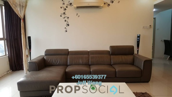 Condominium For Rent in Birch The Plaza, Georgetown Freehold Fully Furnished 2R/2B 2.5k