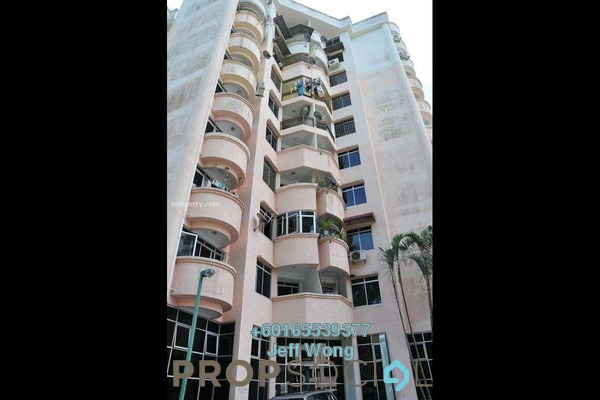 Condominium For Sale in Jade View, Bukit Gambier Freehold Semi Furnished 3R/2B 290k