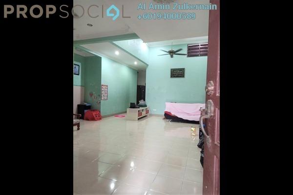Semi-Detached For Sale in Zon Kenanga, Ambangan Heights Freehold Unfurnished 4R/3B 360k