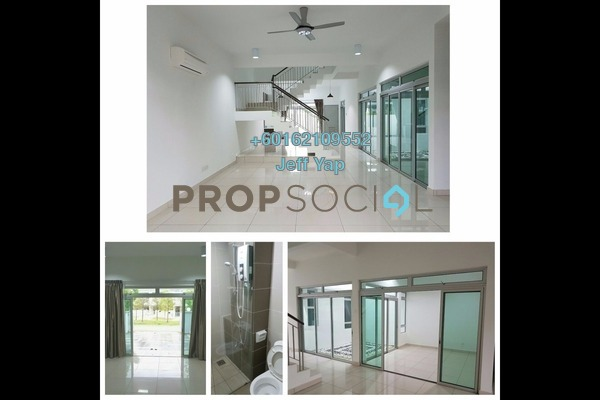 Terrace For Rent in The Hills, Horizon Hills Freehold Fully Furnished 4R/5B 2.2k
