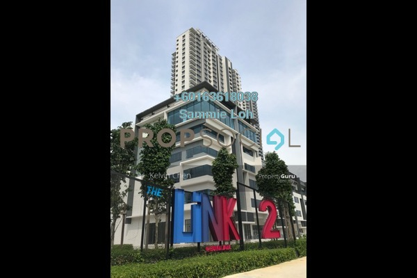 Condominium For Rent in The Link 2 @ Bukit Jalil, Bukit Jalil Freehold Fully Furnished 1R/1B 2k