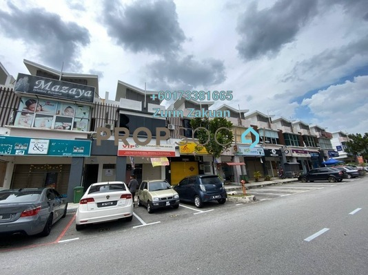 Shop For Sale in TTDI Grove, Kajang Freehold Fully Furnished 0R/0B 1.3m