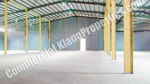 Factory For Sale in Pulau Indah Industrial Park, Port Klang Leasehold Unfurnished 0R/0B 19m