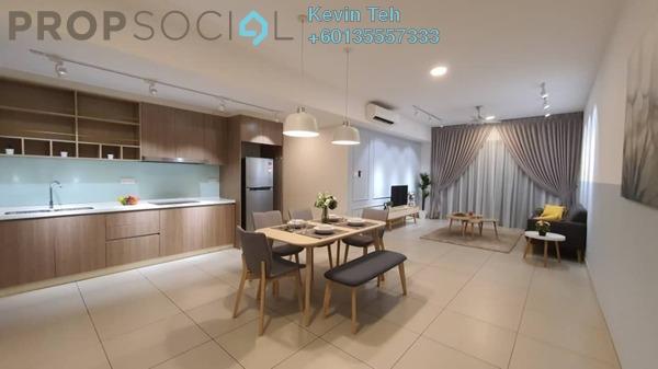 Condominium For Rent in Residensi Sefina, Mont Kiara Freehold Fully Furnished 3R/2B 4.2k