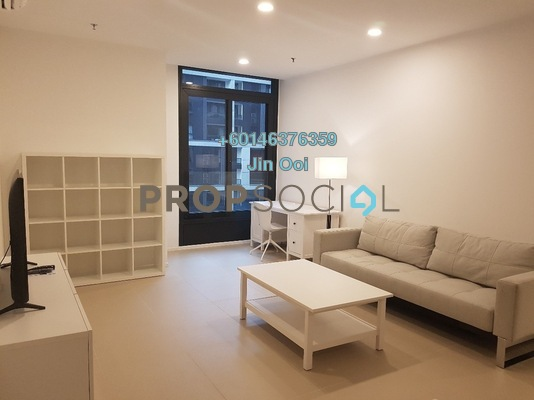 Serviced Residence For Sale in Arcoris, Mont Kiara Freehold Fully Furnished 1R/1B 880k