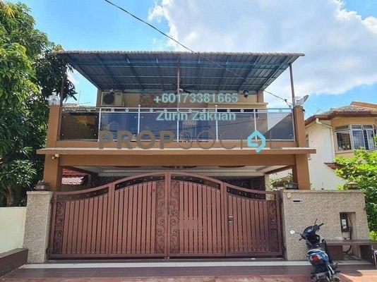 Terrace For Sale in Taman TTDI Jaya, TTDI Jaya Freehold Semi Furnished 5R/3B 930k