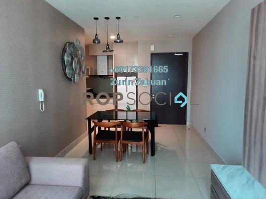 Condominium For Sale in Shaftsbury Putrajaya, Putrajaya Freehold Fully Furnished 2R/1B 600k