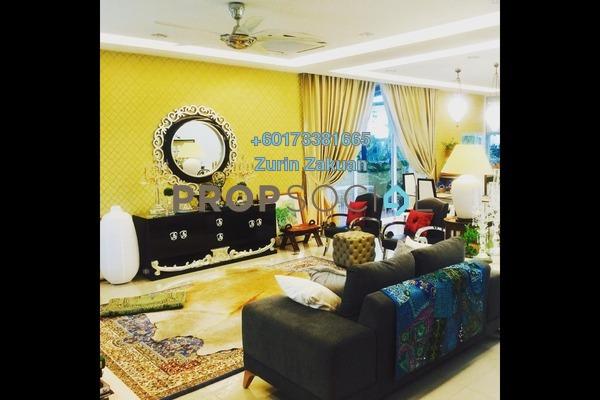 Semi-Detached For Sale in Cassia @ Garden Residence, Cyberjaya Freehold Semi Furnished 4R/4B 2.1m