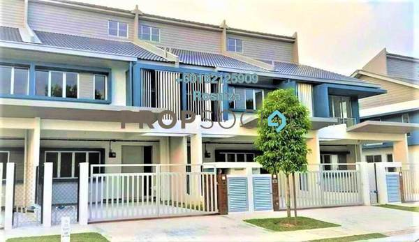 Terrace For Sale in Keranji @ Greenwoods Salak Perdana, Sepang Freehold Unfurnished 4R/3B 585k